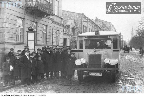 Autobus MKA
