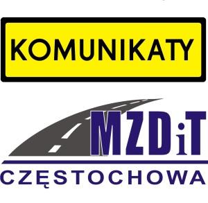 logo MZDiT Komunikaty